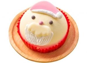 サンタさんケーキ