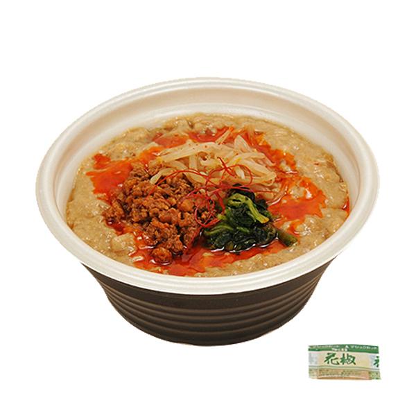 花椒と胡麻が香る!四川風坦坦麺