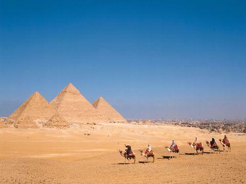 ピラミッド壁紙 キャラバン隊ss
