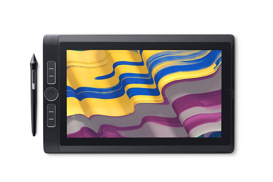ワコム、Win10搭載ペンタブレットPC「MobileStudio Pro」発表