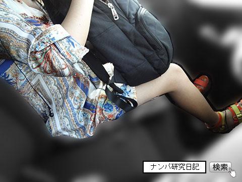 【リアルナンパ】 中国からやってきた処女 即_01