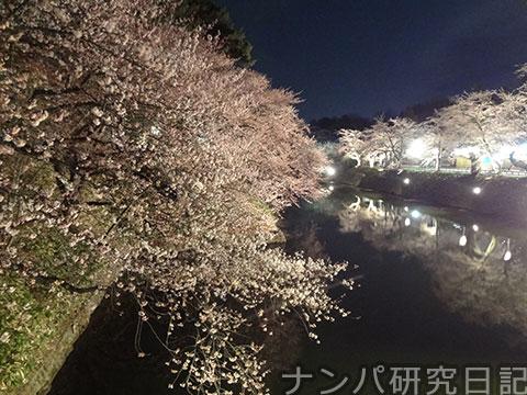 【リアルナンパ】 2016年も花見を狙う ep01_01