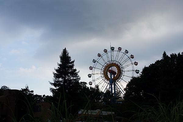 東山動物園の観覧車