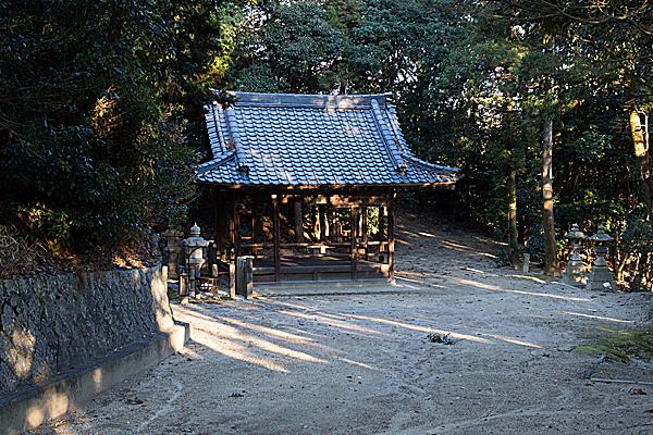 長久手熊野社社殿