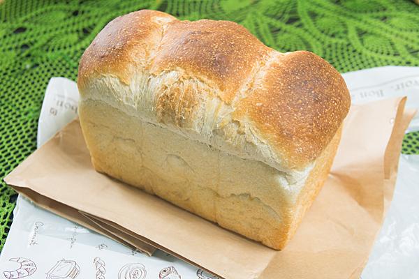 はやしぱん食パン