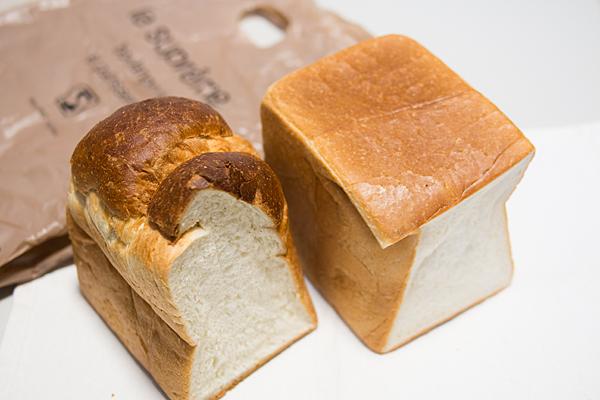 山食とパン・ド・ミ