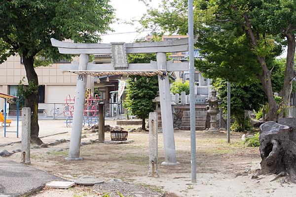 上之町神社