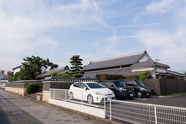 長谷川邸屋敷