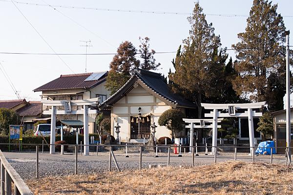 南原の諏訪神社