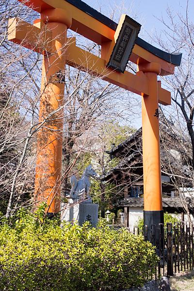 柏井稲荷神社