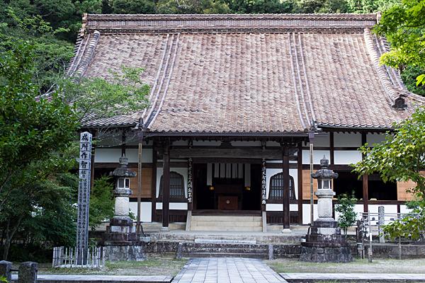 雲興寺本堂