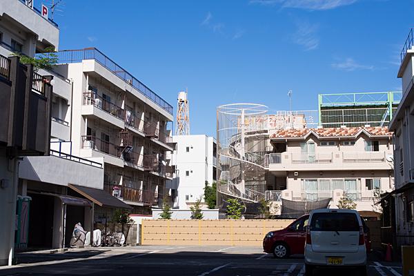 住宅の風景