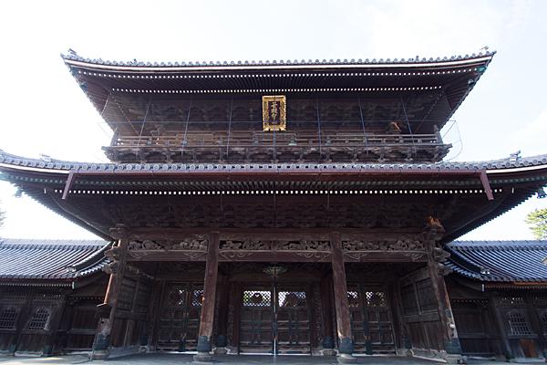 大通寺山門