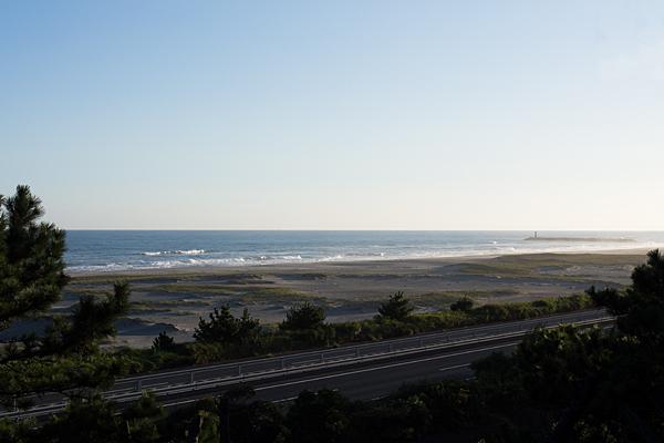 浜と遠州灘