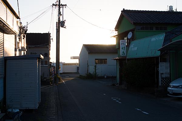 港町の風情