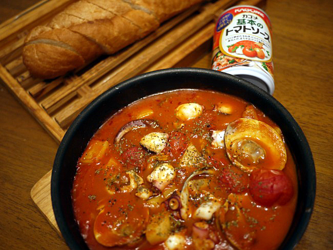 基本のトマトソース