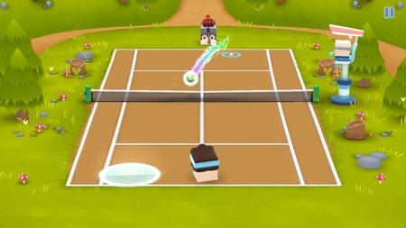 Tennis Bits スクショ1