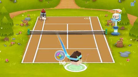 Tennis Bits スクショ2