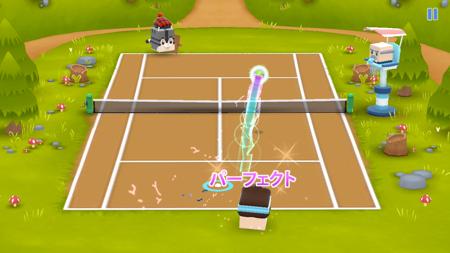 Tennis Bits スクショ3