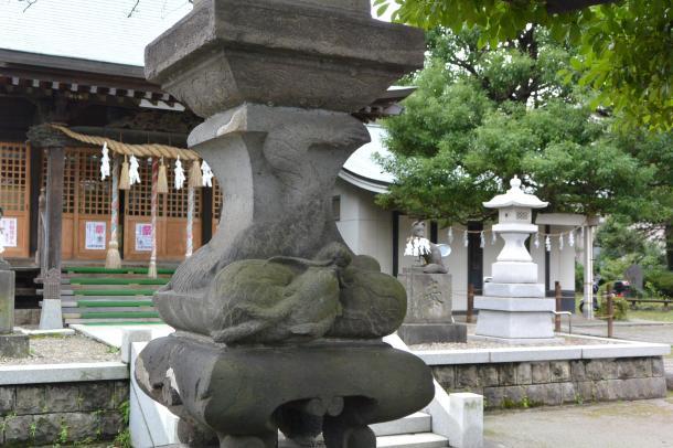 小右衛門稲荷神社④