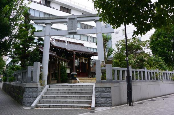太田姫稲荷神社①