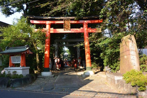 馬橋稲荷神社②