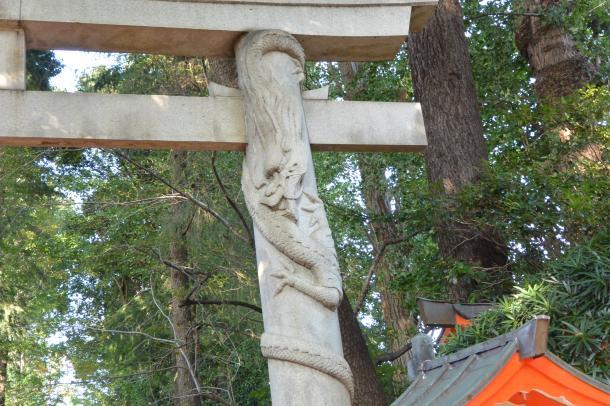 馬橋稲荷神社④