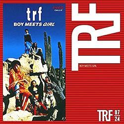 """『TRF』の「ボーイミーツガール」ほど""""ワクワクする曲""""ってないよね"""