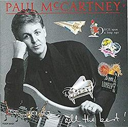 『ポール・マッカートニー』自分で作詞したの歌詞、忘れがちwww