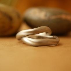 オーダーメイド 結婚指輪 プラチナ