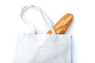 買い物 パン
