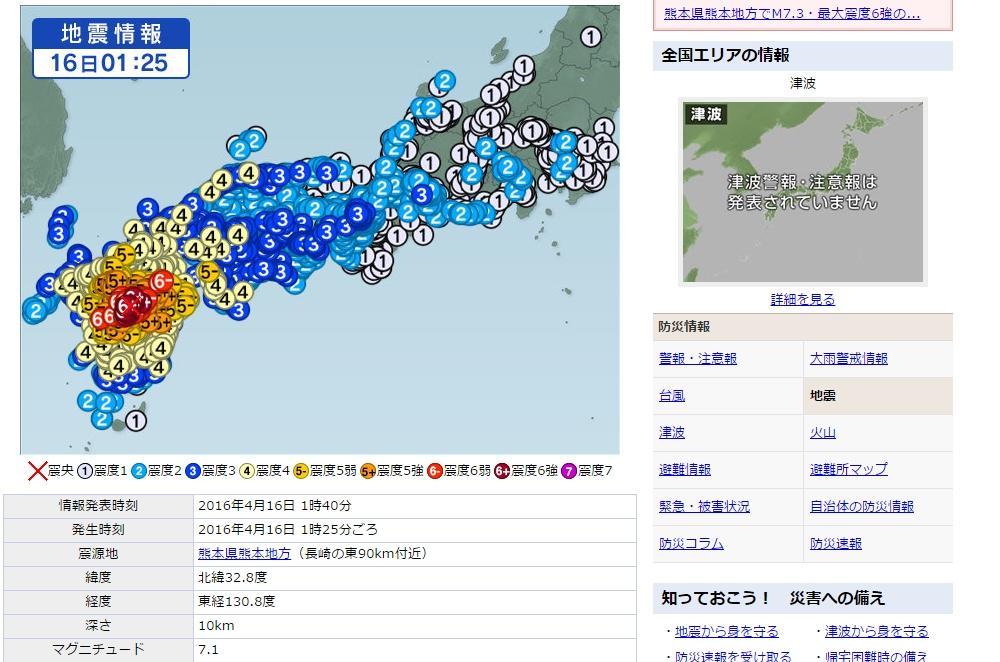 震度 阪神 大震災