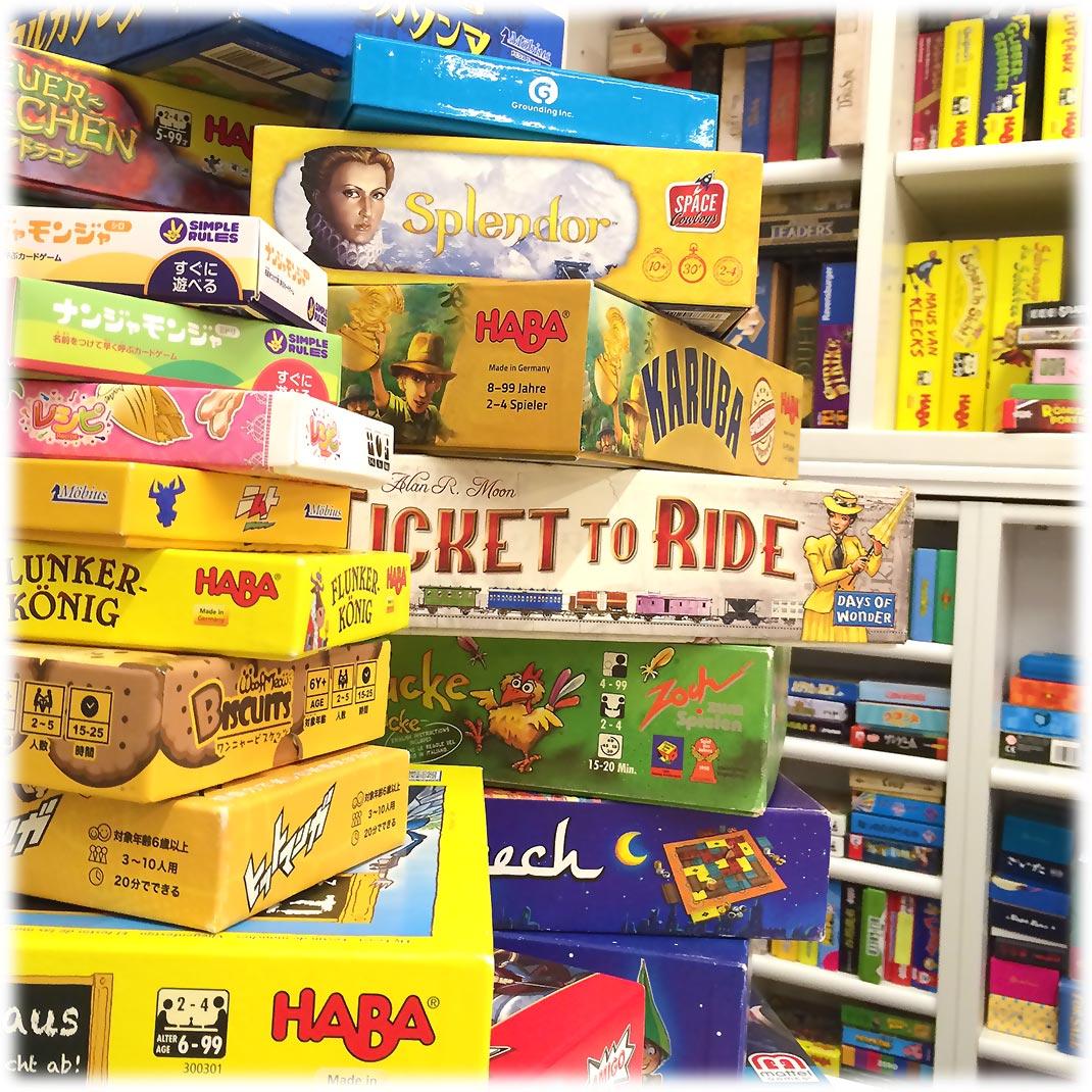 ボードゲーム箱たくさん-w1070