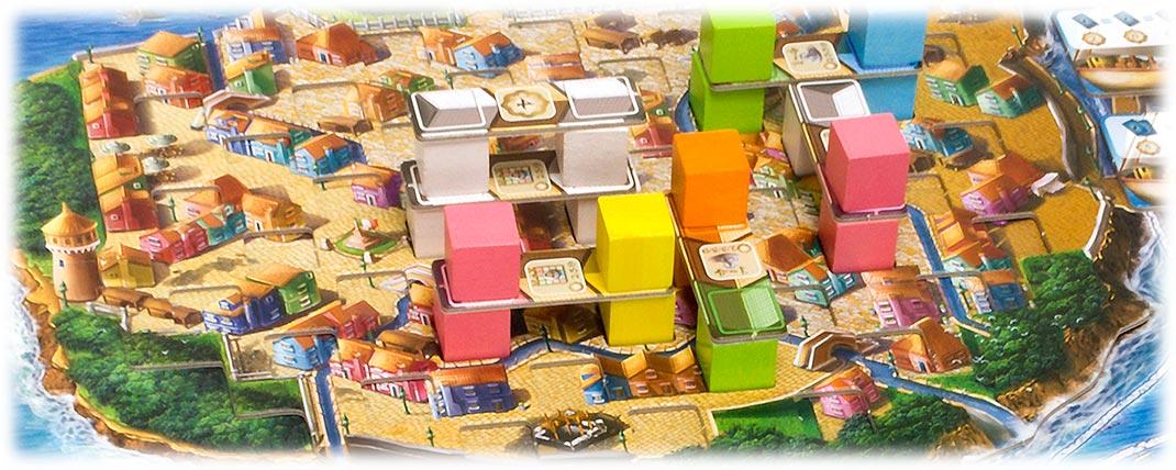 ブラーノ:街並の建築
