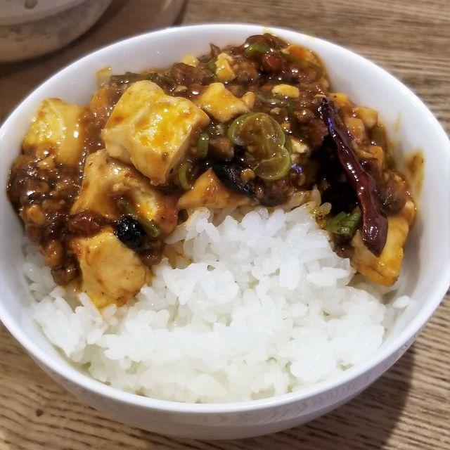 四川食堂ランチ5