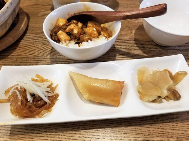 四川食堂ランチ6