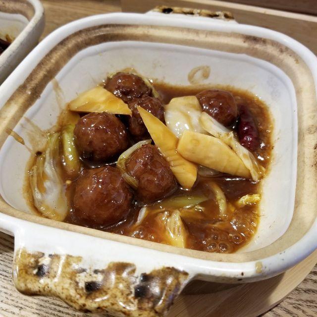 四川食堂ランチ7
