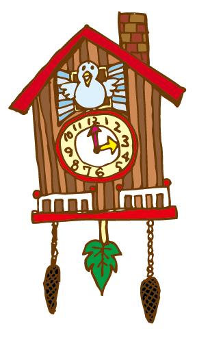 鳩時計は、何故「カッコウ」と鳴く?