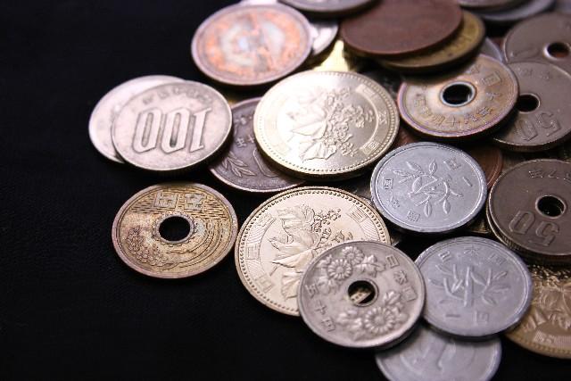 硬貨の発行年は?