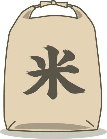 盗んだ米の重さで窒息死?