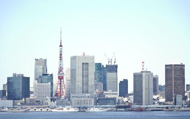 都会 東京タワー