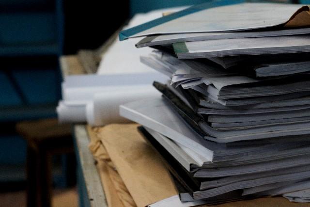警察などが、企業の帳簿類などを大量に押収したら、会社の機能がストップしてしまわない?