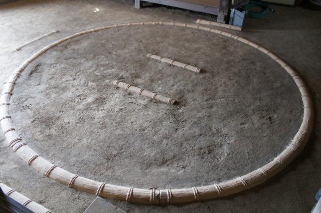 相撲の土俵のサイズは、どのように決まった?
