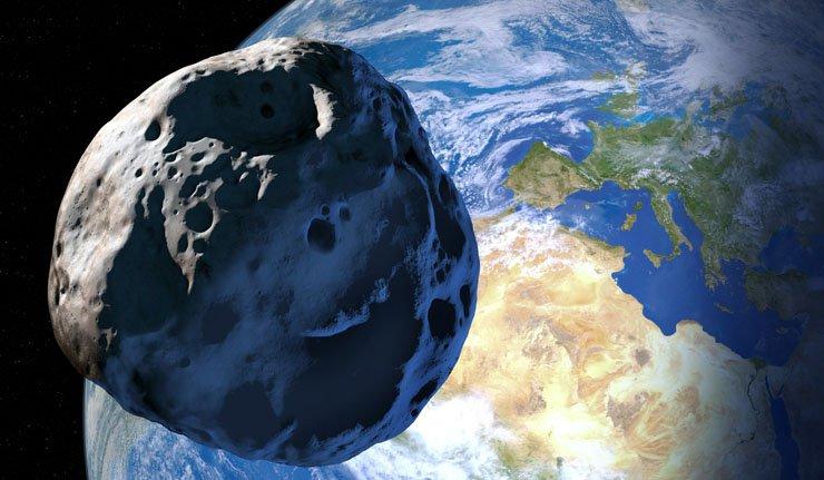 NASAが、小惑星の落下によって滅びる恐れのある10カ国を発表?