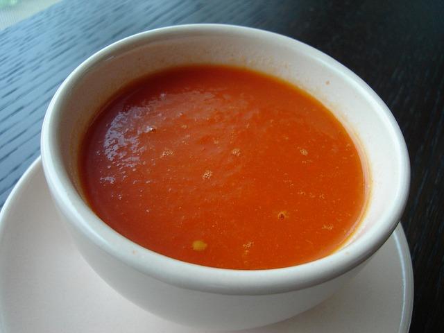 パンは、スープのスプーンだった?