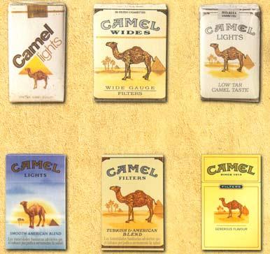 キャメルのラクダは、サーカスの人気者だった?