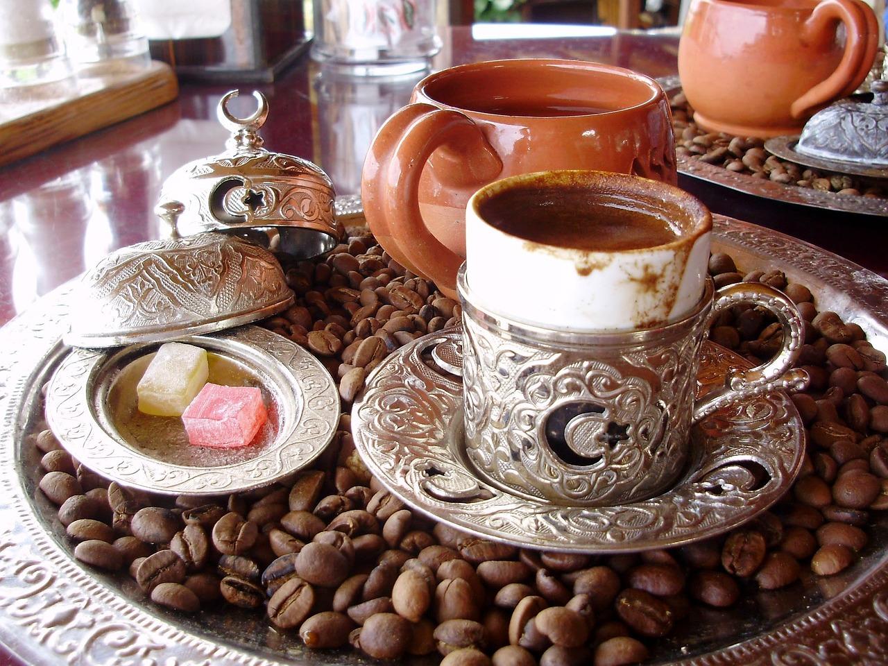 コーヒーの飲み方の元祖は、トルコ・コーヒー?