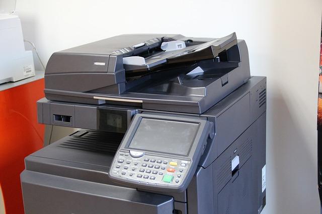 コピー機は、静電気で動いていた?