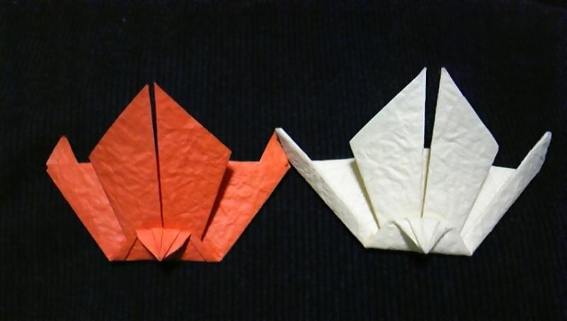 儀礼折り紙