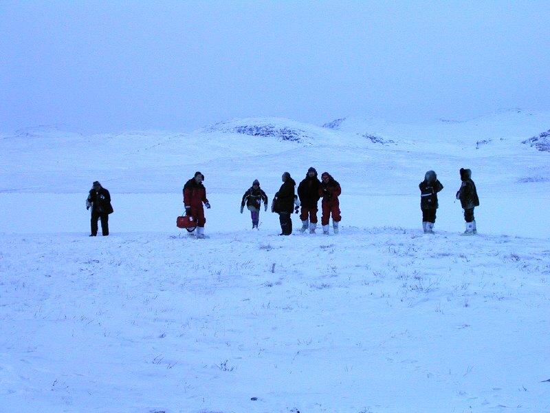 グリーンランド(緑の大地)は、極寒の地に移住者を集めるための誇大広告?